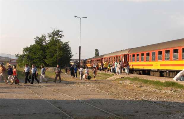 Estación de Bitola
