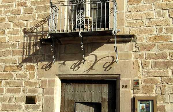 Palacio de los Orozco y Casa Museo Andrés Segovia