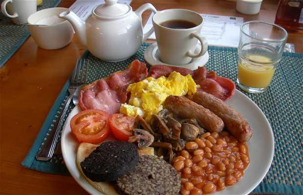 Comida escocesa