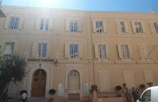 La mairie de Monaco