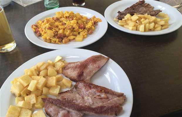 Restaurante Sierra Luz