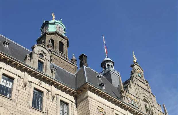 Stadhuis - Ayuntamiento