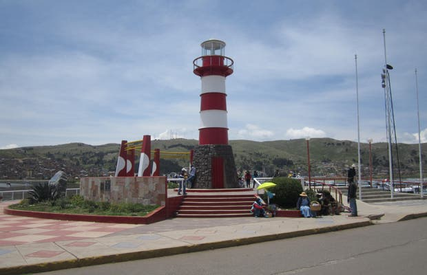 Phare de Puno