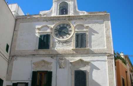 Plaza del Reloj e Iglesia matriz