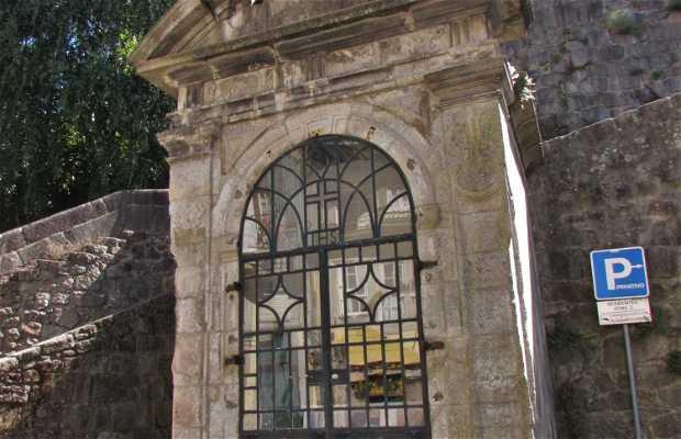 Oratório da Capela de São Sebastião
