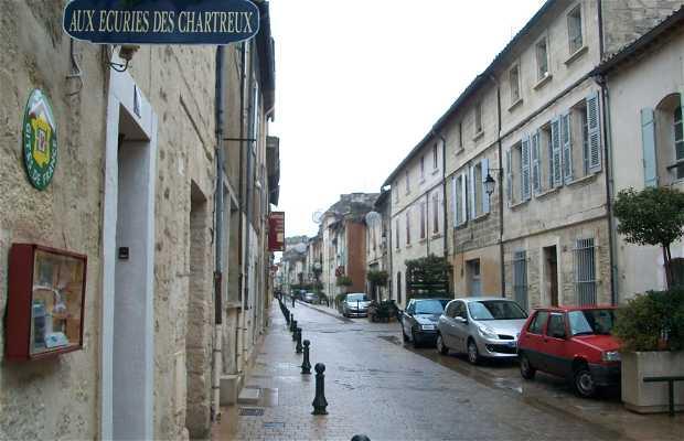 Le vieux village