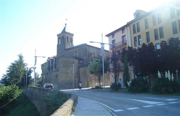 San Salvador and San Ginés Church