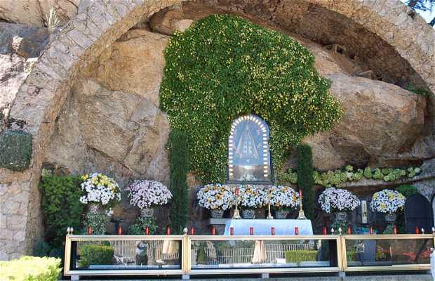 Gruta de Nuestra Señora de Begoña