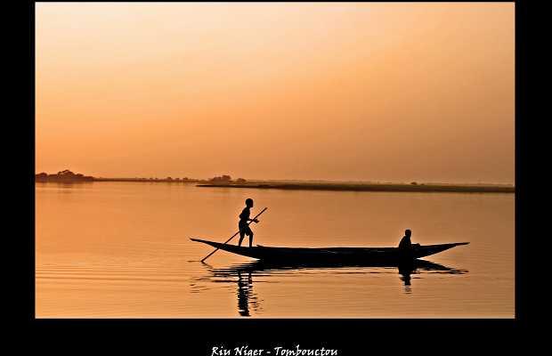River Niger - Tumbuctú