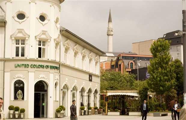 Plaza Skënderbeu