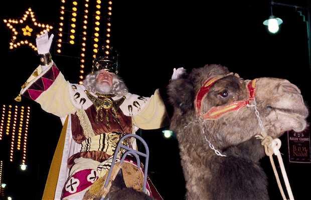 Cabalgata de los Reyes Magos Alcoy