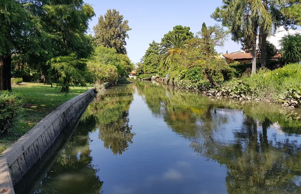 Canales de Tigre