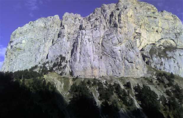 Au Gai Soleil du Mont Aiguille