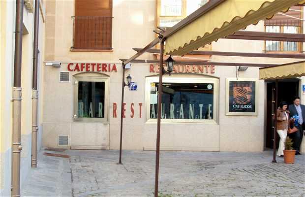 Restaurante Reyes Católicos
