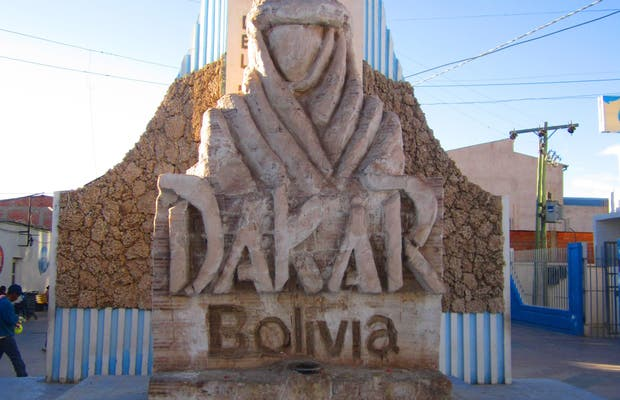 Statue Dakar