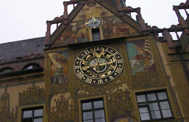 La ville d'Ulm