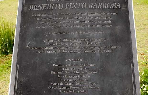 Praça Benedito Pinto Barbosa