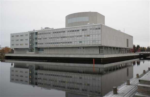 Teatro de Oulu