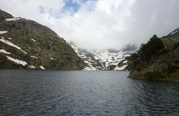 Lago Romedo de Baix