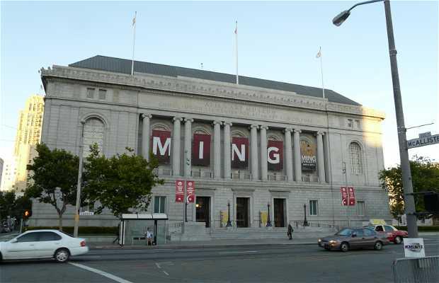 Musée asiatique de San Francisco
