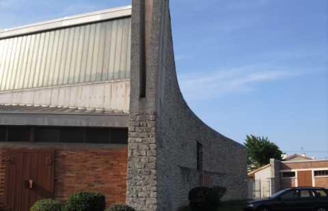 Catholic church of Notre ame de l'annonciation