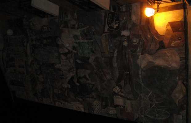 Mural en Embajadores