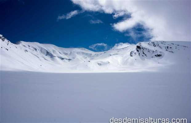 Cruce alpino del Tongariro