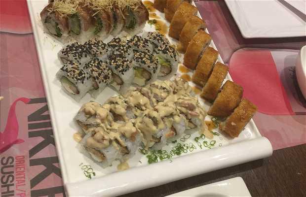 NIKKEI Sushi Lounge