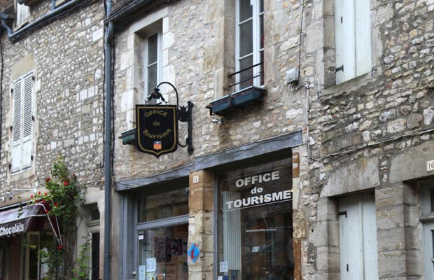 Tourist Office of Vézelay