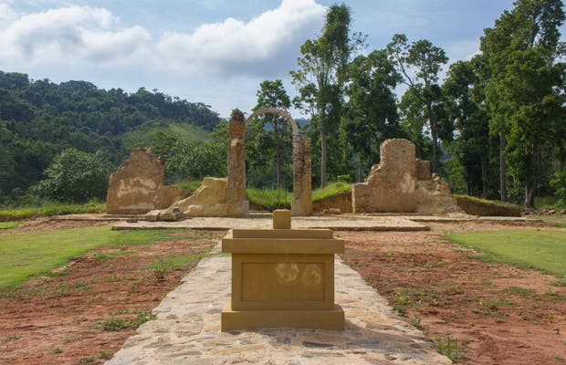 Parque Arqueológio de São João Marcos