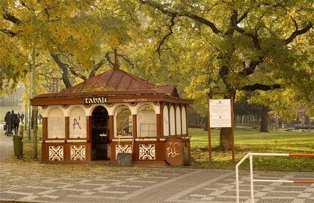 Parque Vrchlického