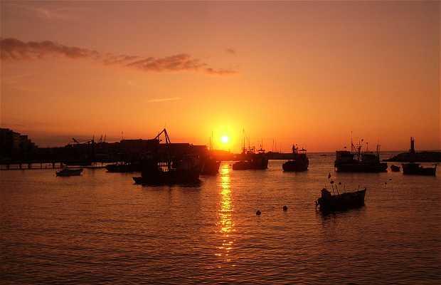 Quai historique d'Antofagasta