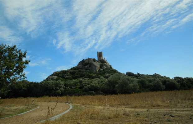 Castillo de Pedres