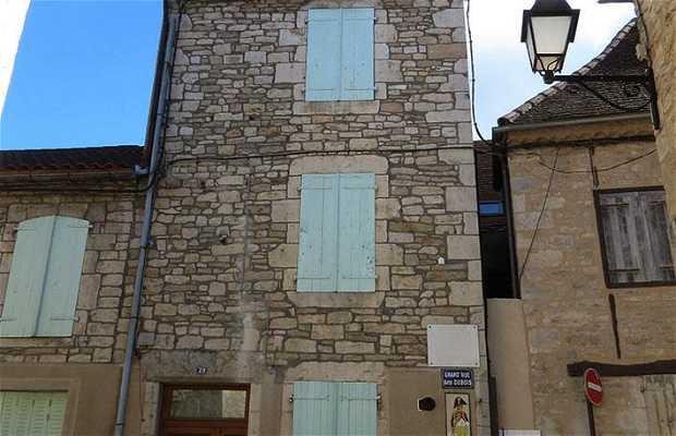 Grand rue Antoine Dubois