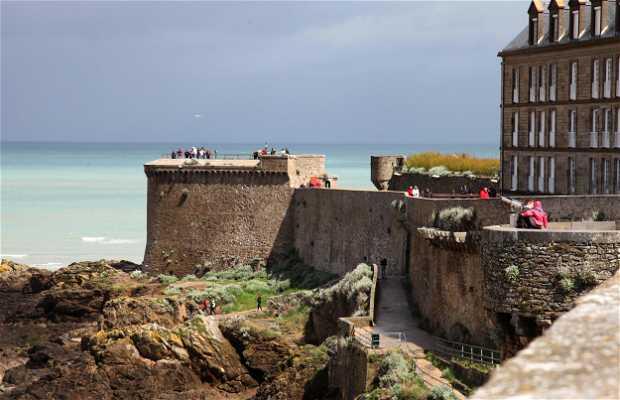 Torre de artillería de Saint Malo
