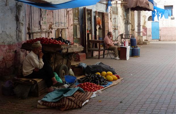 Zoco de la fruta y la verdura