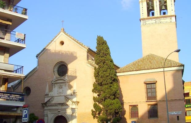 Chiesa di San Pedro a Siviglia