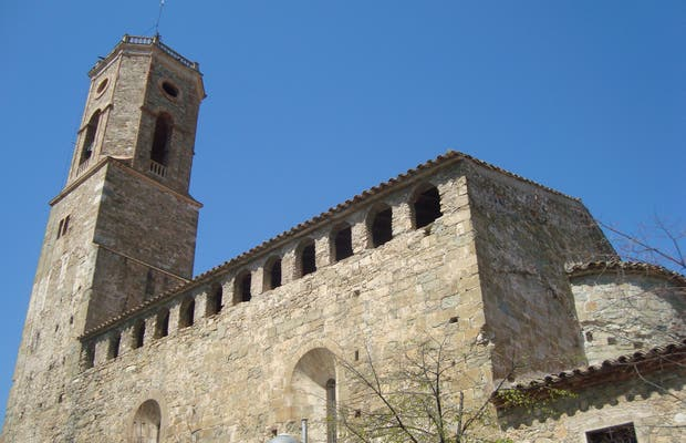 Iglesia de Sant Pere de Montagut