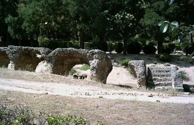 Toledo Roman circus