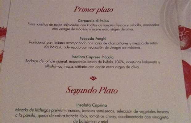 Pasta Nostra - Fuencarral