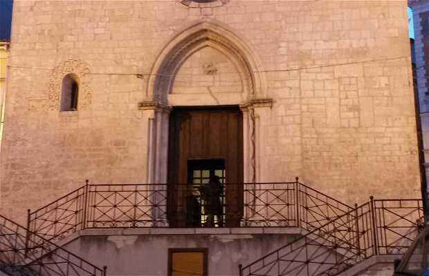 Iglesia de San Leonardo, Campobasso