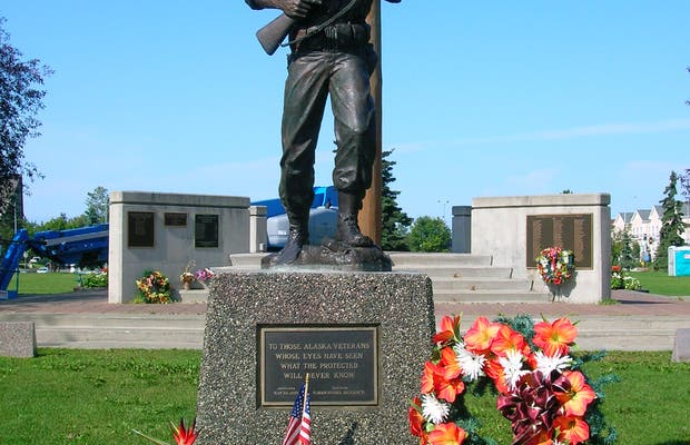 Mémorial des vétérans d'Alaska