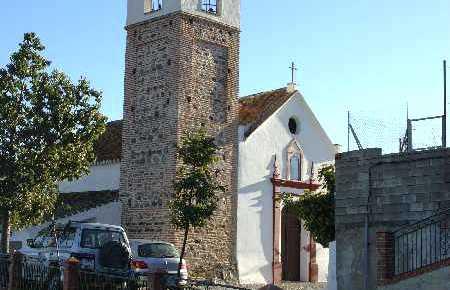 Le minaret mudéjar de Corumbela