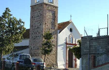 Minaret Mudejar Corrumbela
