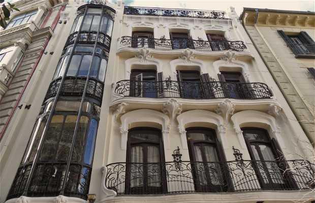 Casa de Pérez Villamil