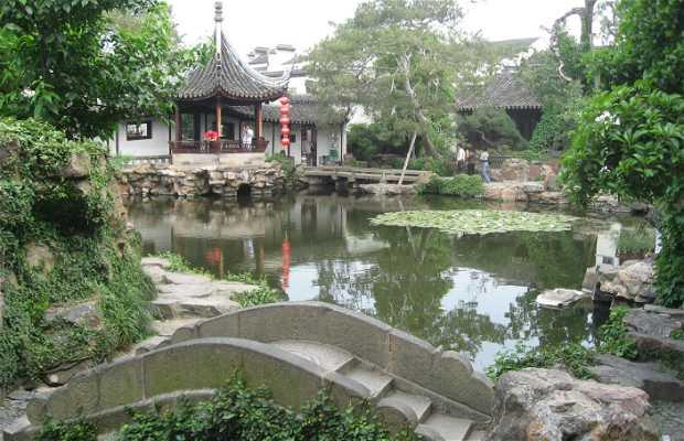 Garden of the fisherman