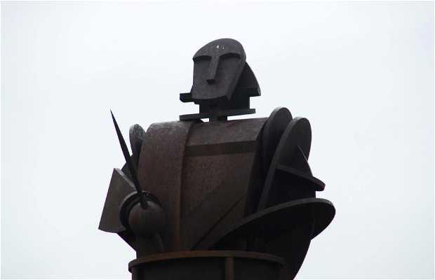 Escultura de Ventura Rodriguez