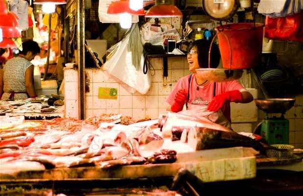 Mercado de Fa Yuen Street