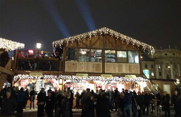 Marché de Noël (Christkindlmarkt)