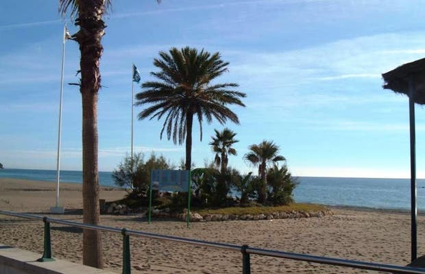 Spiaggia della Rada a Estepona